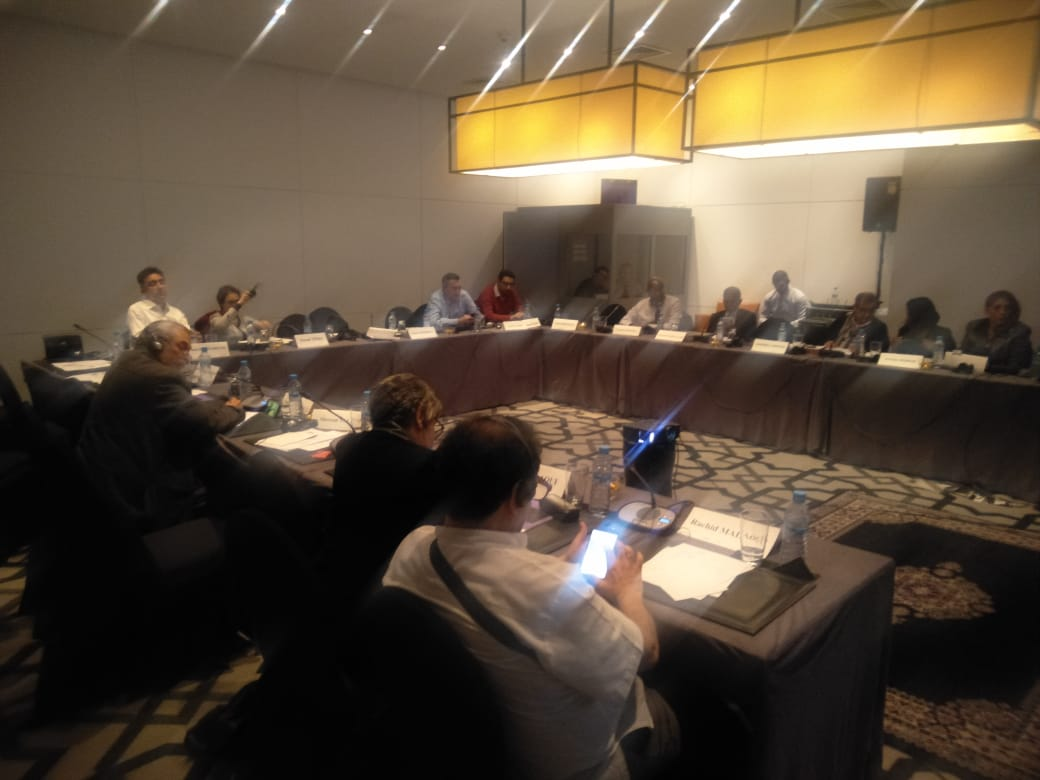 Arab Watch Coalition Members from Tunisia and Morocco Participated in IMF Maghreb Work Shop
