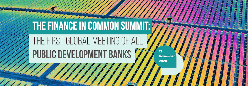 First global development finance summit disregards human rights: let's make our voices heard